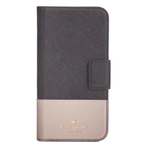 New Kate Spade iPhone X Wallet Case